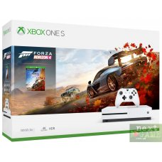 Xbox One S 500GB + Forza Horizon 4