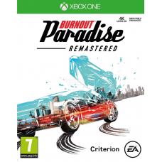 Burnout Paradise Remastered (Xbox One) RUS