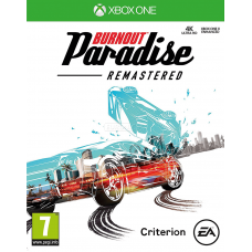 Burnout Paradise Remastered (Xbox One) RUS