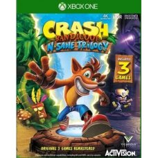 Crash Bandicoot: The N Sane Trilogy (XBOX ONE) ENG