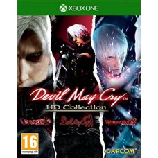 Devil May Cry HD Collection (Xbox One) ENG