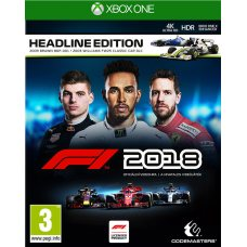 F1 2018 (Xbox One) ENG