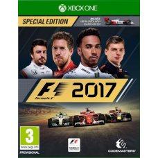 F1 2017 (Xbox One) RUS