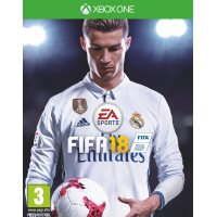 FIFA 18 (Xbox One) RUS