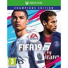 FIFA 19 Champions Edition (Xbox One) RUS