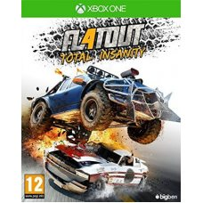 FlatOut 4 (Xbox One) RUS