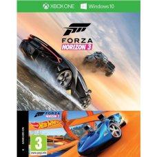 Ваучер на скачивание Forza Horizon 3 + Hot Wheels (Xbox One) RUS