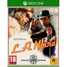 L.A. Noire (Xbox One) RUS