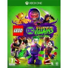 LEGO DC Super-Villains (Xbox One) RUS