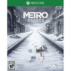 Metro Exodus (Xbox One) RUS