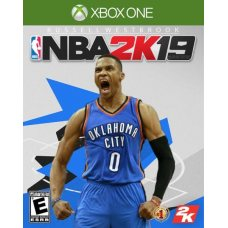 NBA 2K19 (Xbox One) ENG