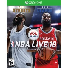NBA LIVE 18 (XBOX ONE) ENG