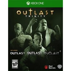 Outlast Trinity (Xbox One) RUS