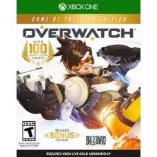 Overwatch. Game of the Year Edition (Xbox One) RUS