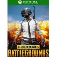 Ваучер на скачивание PlayerUnknown's Battlegrounds (Xbox One) RUS