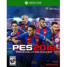 Pro Evolution Soccer 2018 (Xbox One) RUS SUB