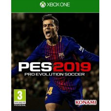Pro Evolution Soccer 2019 (Xbox One) RUS SUB
