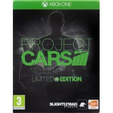 Project CARS. Limited Steelbook Edition (Xbox One) RUS SUB