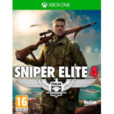 Sniper Elite 4 (Xbox One) RUS