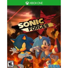 Sonic Forces (Xbox One) RUS