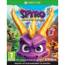 Spyro Trilogy Reignited (Xbox One) ENG