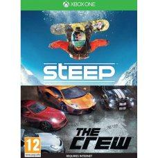 Ваучер на скачивание Steep + The Crew (Xbox One) RUS