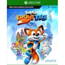 Super Lucky's Tale (Xbox One) RUS