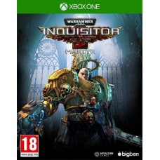 Warhammer 40.000: Inquisitor - Martyr (Xbox One) RUS