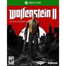 Wolfenstein II: The New Colossus (Xbox One) RUS