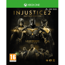 Injustice 2. Legendary Day One Edition (Xbox One) RUS SUB
