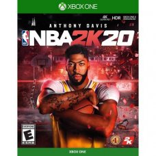 NBA 2K20 (Xbox One) ENG