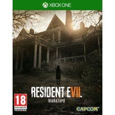 Resident Evil 7: Biohazard (Xbox One) RUS SUB