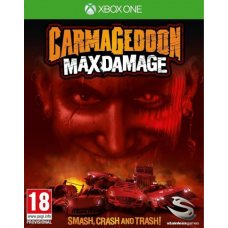 Carmageddon: Max Damage (Xbox One) ENG