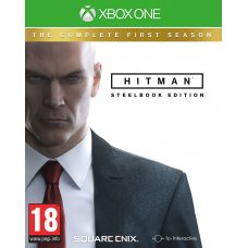 Hitman: The Complete First Season SteelBook Edition (XBOX ONE) RUS SUB
