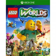 LEGO Worlds (XBOX ONE) RUS SUB