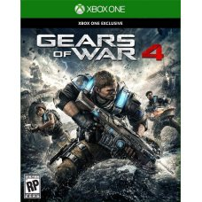 Gears of War 4 (Xbox One) RUS