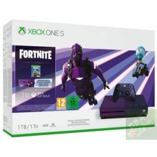 Xbox One S 1Tb Fortnite Battle Royale Special Edition