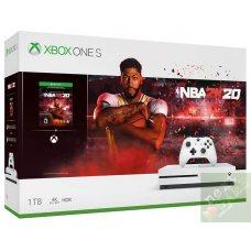 Xbox One S 1TB + NBA 2K20
