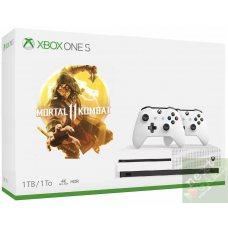 Xbox One S 1TB + Mortal Kombat 11 + Wireless Controller
