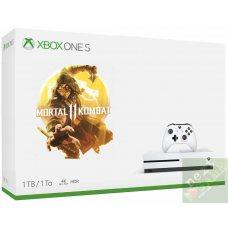 Xbox One S 1TB + Mortal Kombat 11