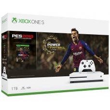 Xbox One S 1TB + PES 2019