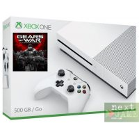 Xbox One S 500GB + Gears of War. Ultimate Edition