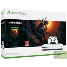 Xbox One S 500GB + Shadow of the Tomb Raider