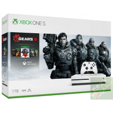 Xbox One S 1TB + Gears of War 5