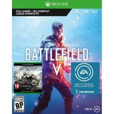 Ваучер на скачивание Battlefield V Deluxe Edition + Battlefield 1943 + Ea Access 1months (Xbox One) RUS