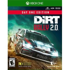 DiRT Rally 2.0 (Xbox One) ENG