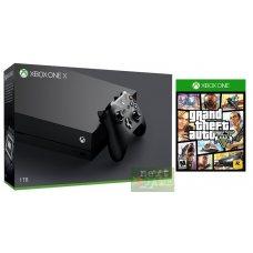 Xbox One X 1TB + GTA V