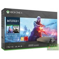 Xbox One X Special Edition 1TB + Battlefield V