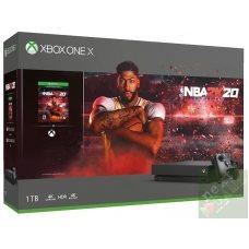 Xbox One X 1TB + NBA 2K20