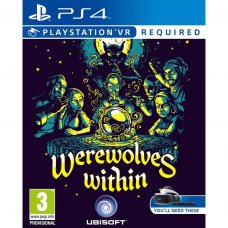 Werewolves Within (PS4 VR) RUS